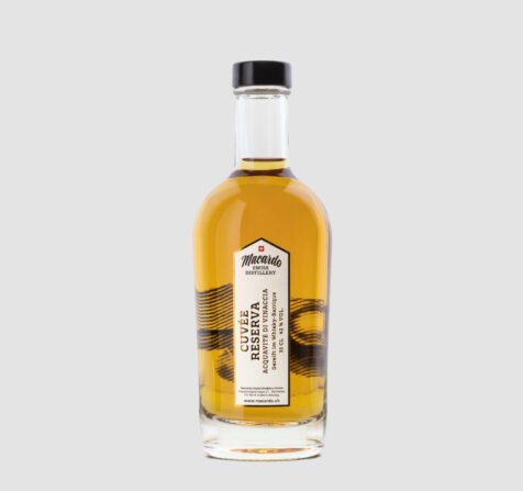 Acquavite di vinaccia - Cuvée Reserva - Macardo Destillerie