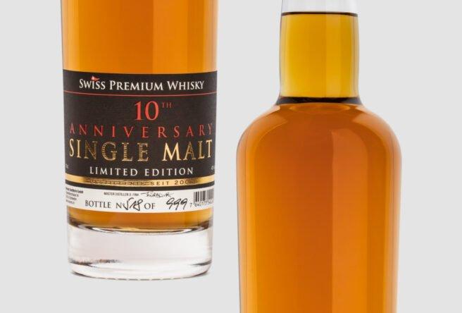 10th Anniversary Single Malt Whisky - Macardo Destillerie