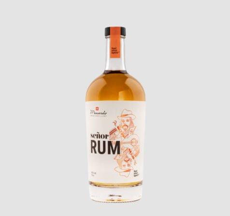 Schweizer Rum - Señor Rum