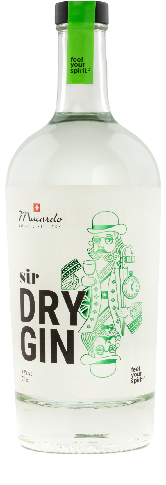 Macardo Sir Dry Gin