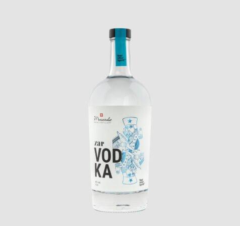 Schweizer Vodka - Zar Vodka